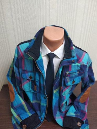 Шикарная мужская куртка! Очень стильно и удобно!! Размер 50-52 в Бишкек