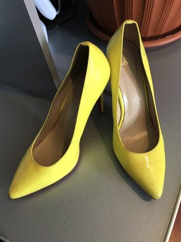 Туфли лабутены, состояние идеал, обувала 2-3 раза, размер 39 в Бишкек