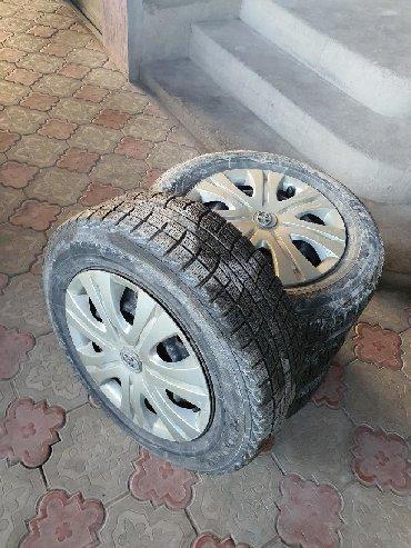 жесткие диски 14 тб в Кыргызстан: Продаю резину вместе с дисками . Зимняя резина Yokohama в отличном