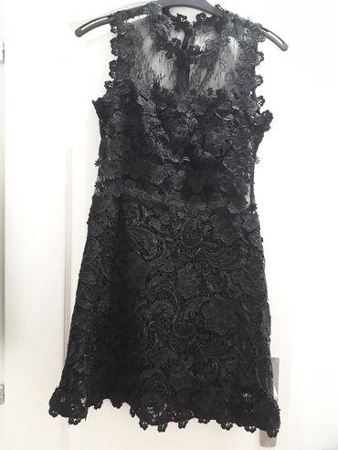 Haljina-modne-kuce-balasevic-samo-placena - Srbija: Haljina.Prelepa kvalitetna haljina,dosta placena,prava cipka.Elegatna