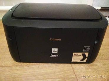 Принтер Canon 6020 отличном состоянии в Бишкек