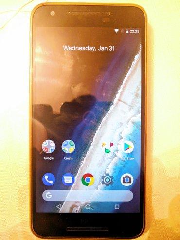 Bakı şəhərində Lg nexus 5x 16gb  Android 7. 1. 2, custom rom-dur. Arxa qapağında