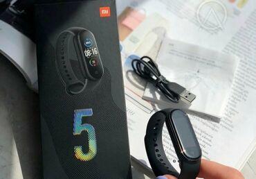 xiaomi mi band в Азербайджан: Xiaomi Mi Band 5. Yenidir. Kontakt homedən alınıb. Tam originaldır