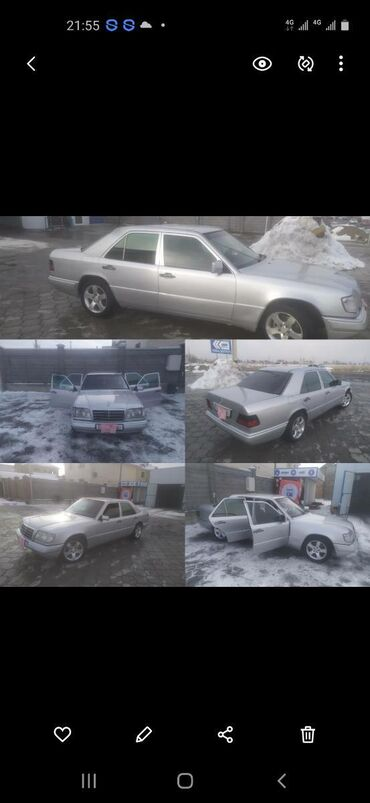 Mercedes-Benz в Балыкчы: Mercedes-Benz