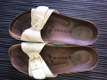 Grubin - Srbija: Grubinove papuce broj 36