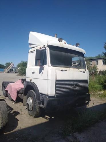 Срочно продаю или меняю Маз тягач с в Бишкек