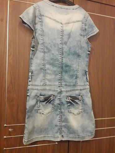Платье Джинс в Бишкек