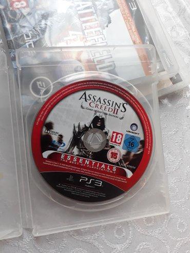 """Bakı şəhərində PS3 Ucun Tam Original Oyun Diskleri Satılır.. """" Assassins Creed 2"""""""