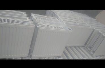 Panel Radiatorlar satılır yaxwi. vəziyyətdədir.temiz Türkiyənin