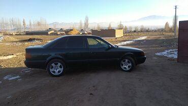 Транспорт - Чаек: Audi S4 2.6 л. 1994 | 12345 км