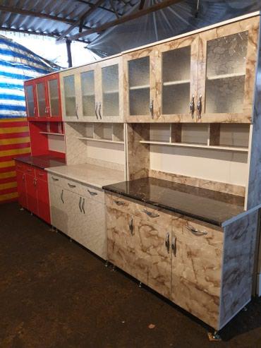 Кухонные шкафы новые есть разные размеры звоните. в Бишкек