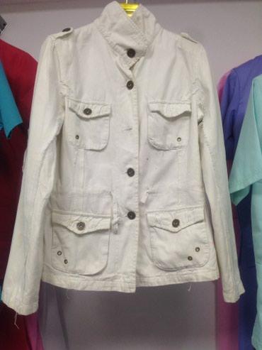 Куртка джинсовая Abercrobie размер S -M в Бишкек