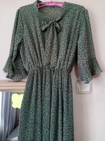 46-размер в Кыргызстан: Да, АКТУАЛЬНО.Платье в отличном состоянии. Размер стандарт (42-44-46)
