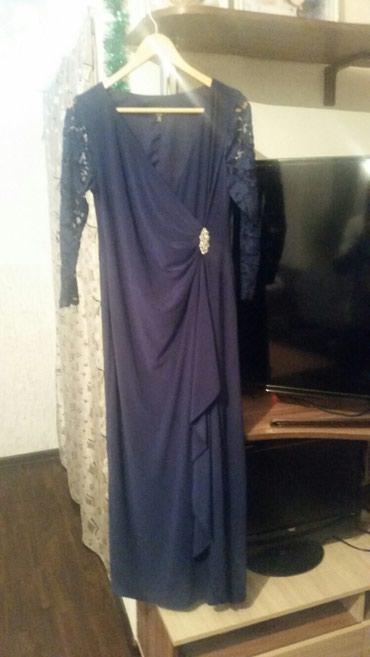 Вечерняя платье, носили один раз на свадьбе, за 3000 в Кок-Ой