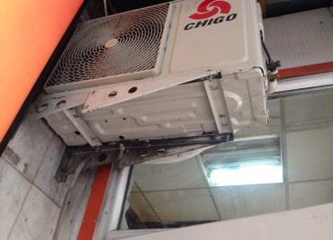 Установка кондиционера, ремонт, в Бишкек