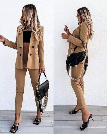 Savršeni komplet sako i pantalone NOVO SA ETIKETOM!* Nova Kolekcija
