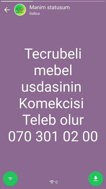 Daşınmaz əmlak - Azərbaycan: Iwci teleb olunur