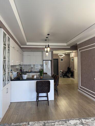 Продажа квартир - Бишкек: Элитка, 3 комнаты, 137 кв. м Теплый пол, Бронированные двери, Дизайнерский ремонт