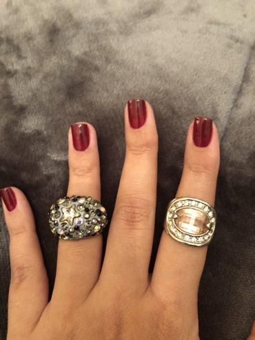 2 υπεροχα δαχτυλιδια !!! 15€ το ενα ! Προλαβετε  σε North & East Suburbs