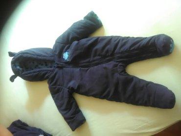 Dečije jakne i kaputi | Arandjelovac: Skafander vel.4-6m,kao nov,jednom obucen,kupljen u nemackoj