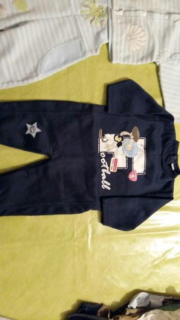 Komplet odelo i iz jednog dela za bebe od 9meseci(ocuvano),oba za - Petrovac na Mlavi