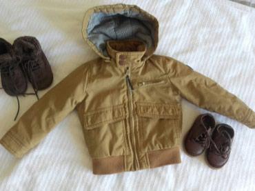 Dečija odeća i obuća - Barajevo: ZARA BOYS jakna za dečake Veličina 2-3 god ili 98 cmRealno za 2 god