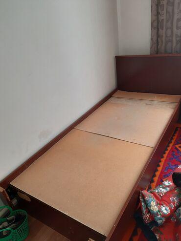 Кровать  Без матраса