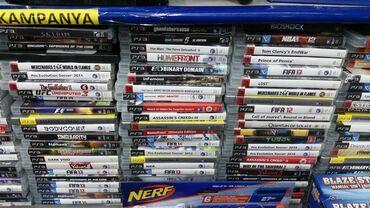 playstation 3 satilir teze в Азербайджан: Playstation 3 oyunları (Игры на Playstation 3)