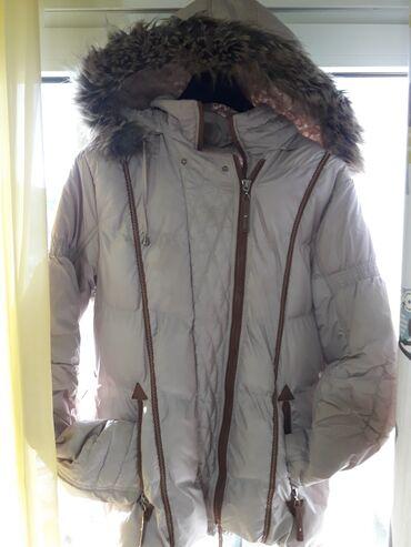 Zneske pantalone legend - Srbija: Jako lepa jakna, postavljena vestackim krznom i pretopla. Vel 2xl. Bez