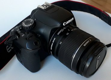 Canon 550d в Bakı
