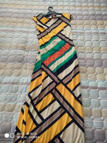 Турецкое платье 44-46-48 размер подойдёт, в Бишкек