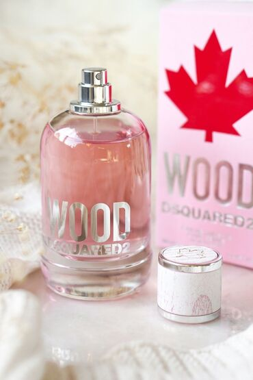 Haljina-pour-elle - Srbija: Dsquared Wood Pour Femme EDT 30ml. Originalni parfem dolazi do Vas