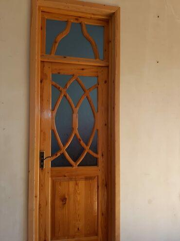 деревянная перегородка в Азербайджан: Qapidan 5 ededdi sarilir