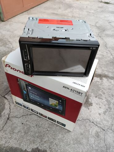 Электроника - Орто-Сай: Продаю б/у Pioneer avh-a215BT
