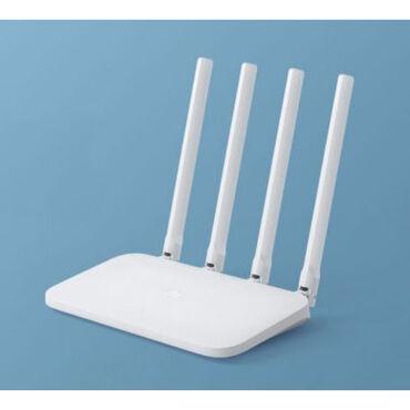 антенны pantech в Кыргызстан: Роутер Xiaomi Mi Wi-Fi Router 4Новая модель линейки роутеров Xiaomi