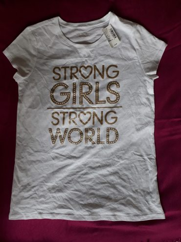 женскую футболку в Кыргызстан: Продаю новую женскую футболку сделана из 100% хлопка,качество