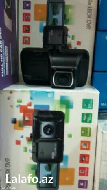 Bakı şəhərində Videoregistratorlar. Müxtəlif modellər var 1 və 2 kameralı olanları. Q