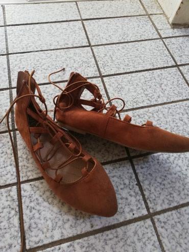 Baletanke jednom obučene od prevrnuta kože - Zitorađa