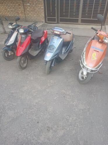 Мотоциклы и мопеды - Кыргызстан: Продаю скутера.В хорошем рабочем состоянии.Цены договорные
