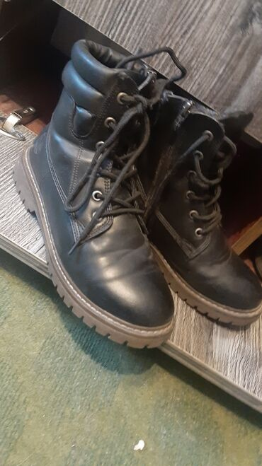 Ботинки, зимние, 38 размер