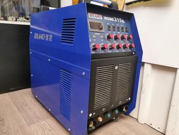 Аргоновый сварочный аппарат WSME315B (TIG) в Бишкек