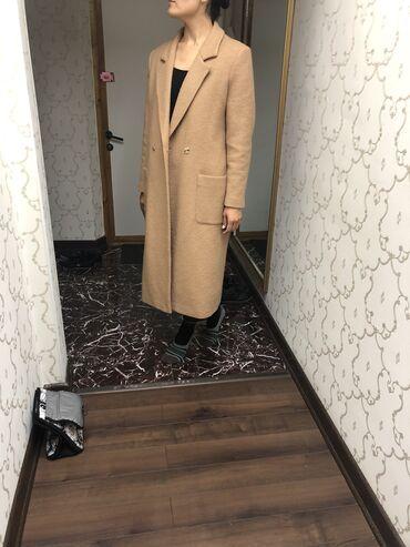 Пальто на теплую зиму, размер М, или 38 (турец). Производитель