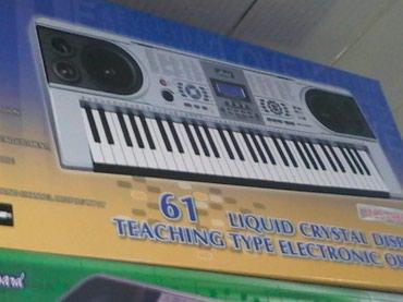 Bakı şəhərində TƏZƏ.Əla piano səsli.yeni öyrənənlər üçün.5