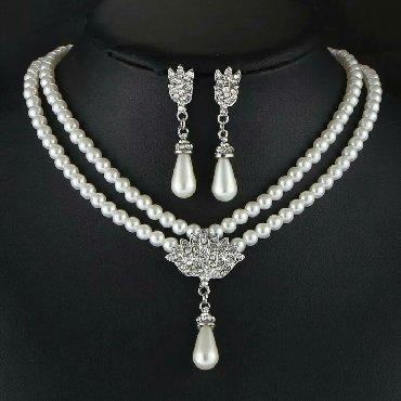 Jewellery Sets - Srbija: Komplet Set - Nakit Lajkit☆Elegantan☆Simpatičan☆Povoljan❤Nakit koji