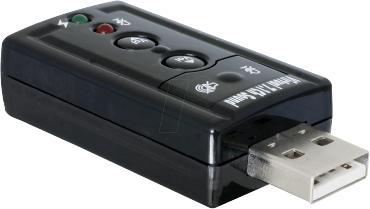акустические системы celsus sound в Кыргызстан: Звуковая карта внешняя USB 2.0 Virtual 7.1 channel, audio sound card