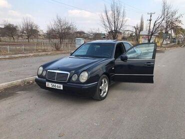 задние фары мерседес w210 в Кыргызстан: Mercedes-Benz E 320 3.2 л. 1996 | 380000 км