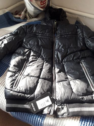 Абсолютно новая, мужская, зимняя куртка в Кок-Ой