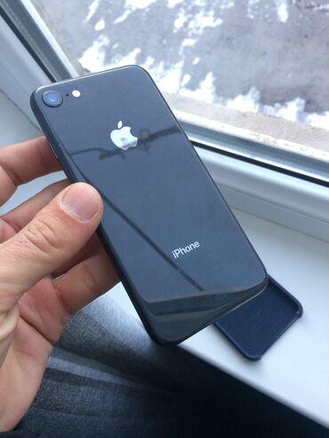 аккумуляторы для ибп energenie в Кыргызстан: Новый iPhone 8 64 ГБ Черный