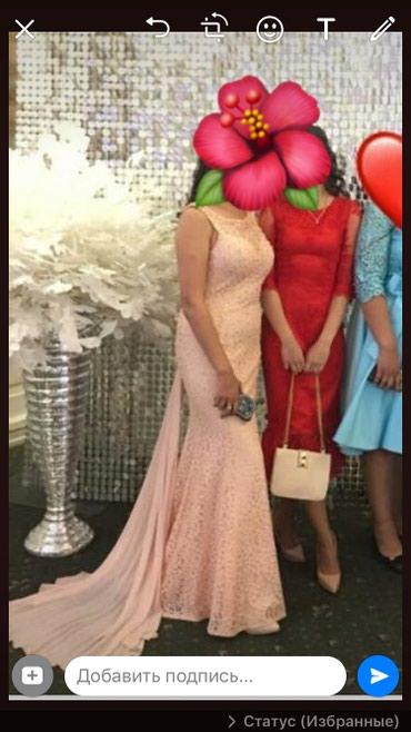 Вечернее платье, одевали один раз в Лебединовка