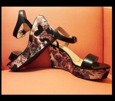 NOVO NOVO NOVO!!! Sandale sa platformom, nikada obuvene. Broj 39. - Nis